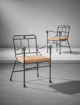DIEGO GIACOMETTI Pair of 'Têtes de Lionnes' armchairs, second version Estimate £250,000 - 350,000