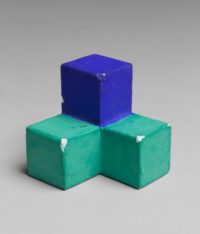 Исаму Ногучи, модель для Play Cubes ©The Isamu Noguchi Foundation and Garden Museum, New York / Artists Rights Society (ARS), NY.