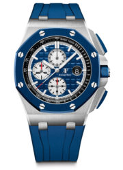 Хронограф Royal Oak Offshore, Audemar Piguet. Калибр 3126/3840.