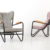 Пьер Гариш. Пара кресел Prefacto Monsieur and Madame Armchairs, Airbone, 1950-е. Courtesy of Dimore Gallery.