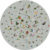 Ковер Garden of Eden Round Netting Light Grey, дизайнер Эдвард ван Влит, Moooi Carpets