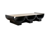 Столик Triple Coffee Table из серии Wild Minimalism, Rooms.
