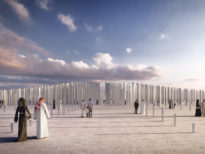 """Magnetic Field"" by OMA and Inside Outside in Dubai"