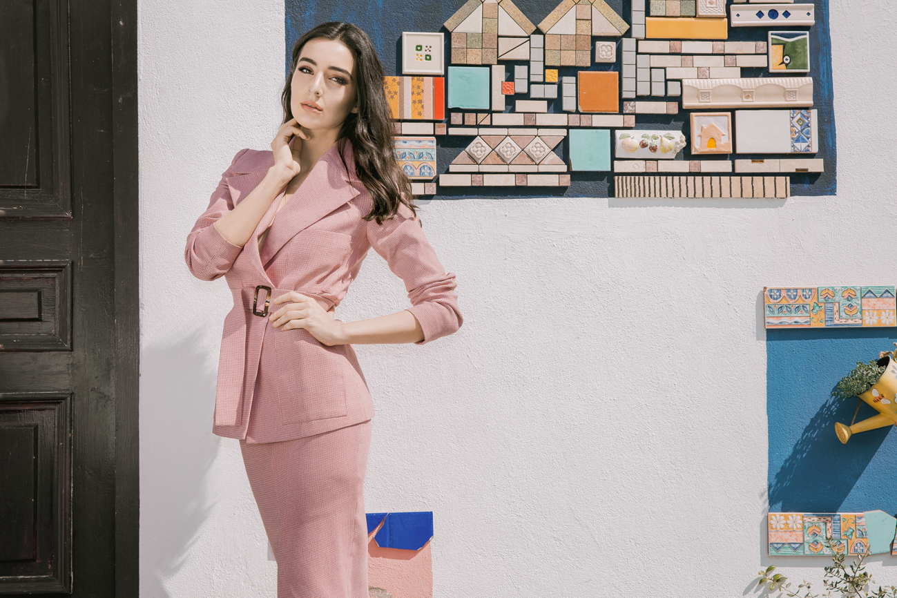 stroll in Tbilisi with Roseville, spring collection