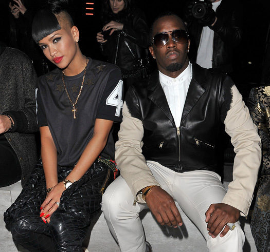 Diddy  Possible Instagram Proposal to Longtime GF Cassie
