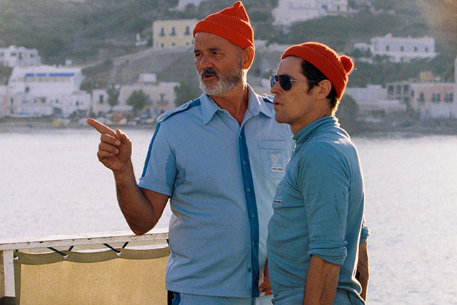 an analysis of the visuals and weird dialogue in the life aquatic with steve zissou by wes anderson Overview: the royal tenenbaums might be anderson's best film, but the life aquatic with steve zissou is my favorite and i don't just mean it's my favorite of anderson'si mean it's my absolutely favorite film period.