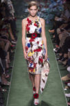 Flower Рower: шоу Fendi осень-зима 2017/2018 - фото 3
