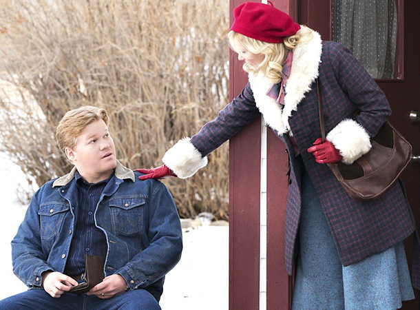"A shot from the series ""Fargo"""