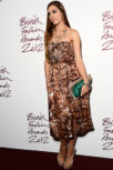 Звезды на British Fashion Awards-2012 - фото 2