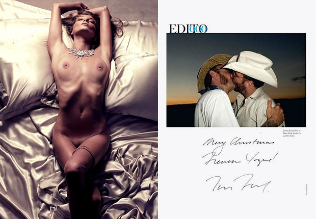Daria Werbowy Goes Full-Frontal Naked For French Vogue 2011 Calendar www.pinayfresh.com 009.jpg