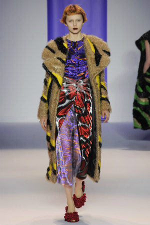 Dries Van Noten's Homage to Marchesa Casati