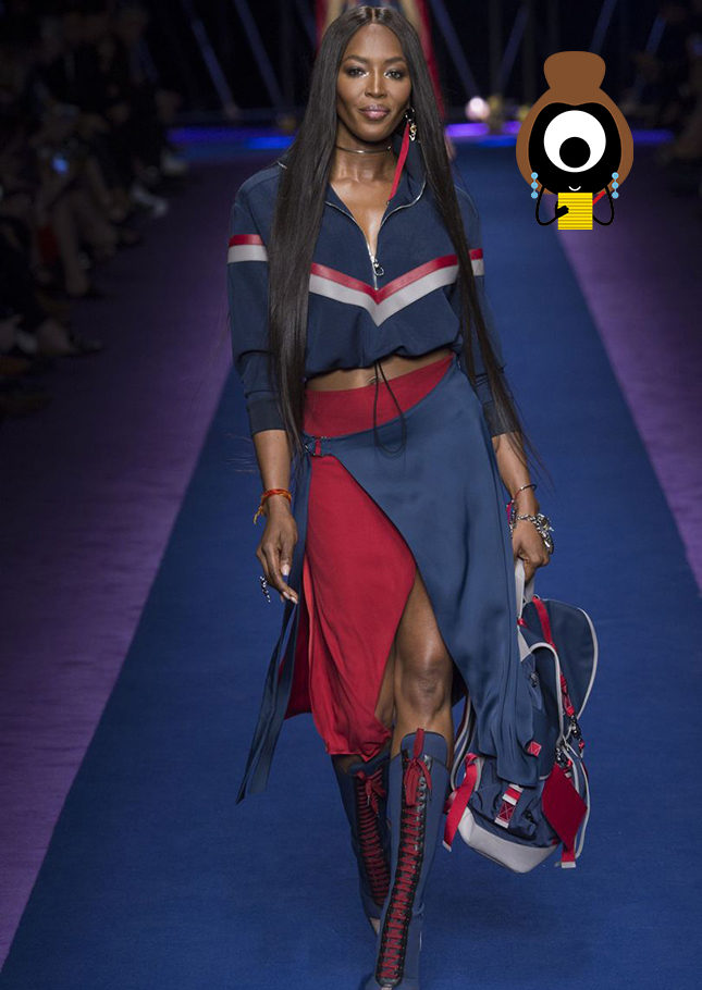 #SuzyMFW Versace's Ode To Strong <b>Women</b> | Suzy Menkes ...