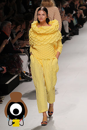 Nina Ricci: Au Revoir to Mr Copping