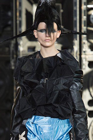 #SuzyPFW Haider Ackermann: Birds Of Paradise On Acid