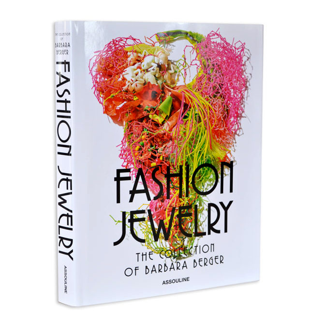 Книга «Fashion Jewelry: The Collection of Barbara Berger»