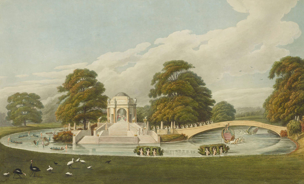 1809 год, Royal Collection Trust