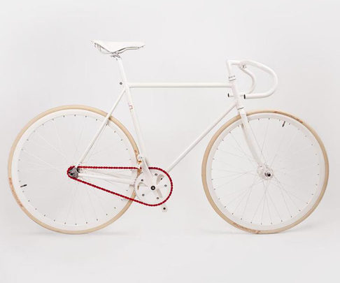 Вещь дня: Велосипед A.F. Vandevorst x Sleepstreet Bicycles