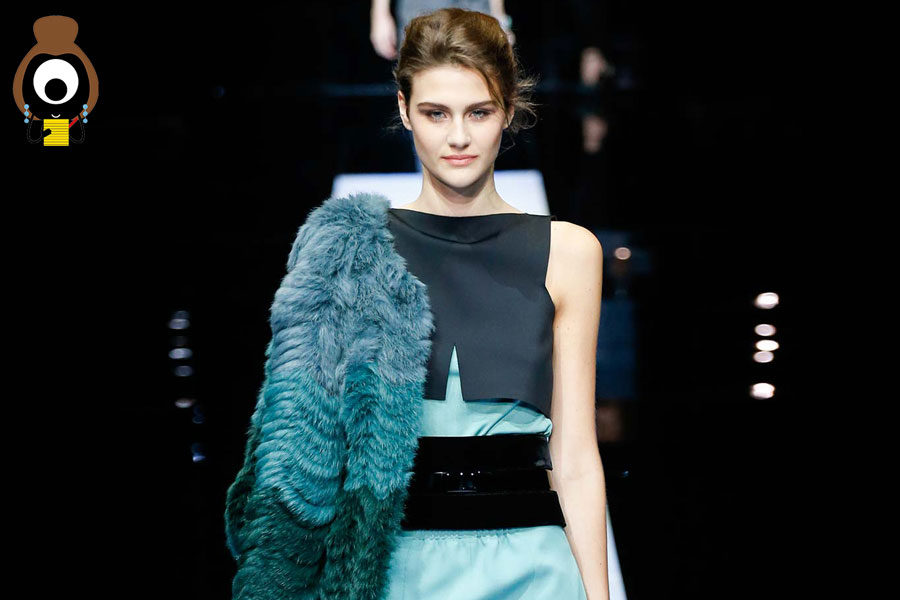 Armani: Limbering up for Expo