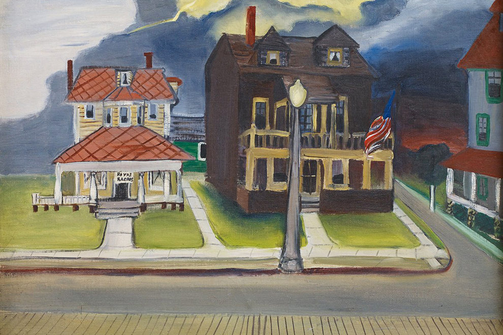 Элис Нил, Belmar, New Jersey, 1935