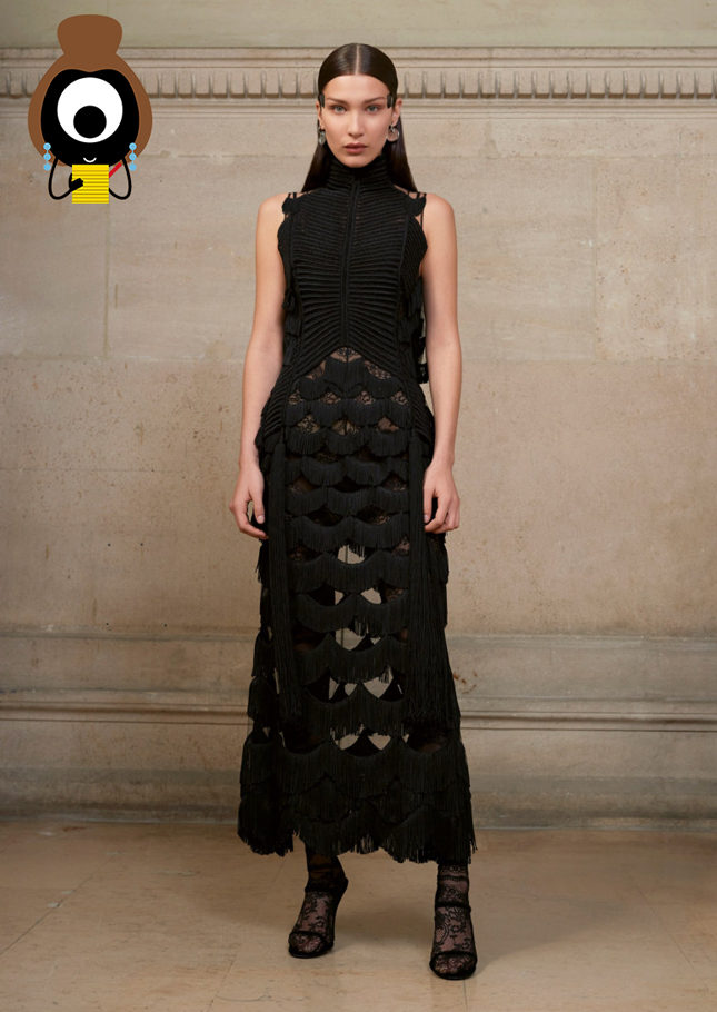 #SuzyCouture — Riccardo Tisci's Final Collection For Givenchy