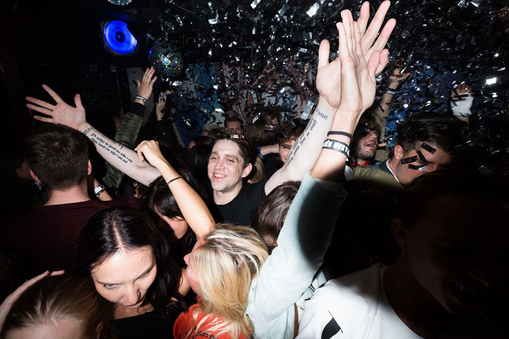 FNO 2017: afterparty