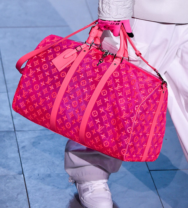 Louis Vuitton осень-зима 2019