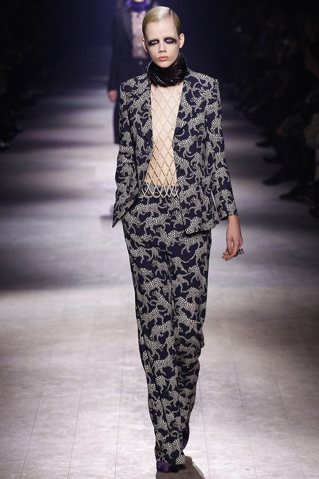 Dries Van Noten осень-зима 2016