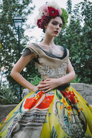 Suzy Menkes: Dolce & Gabbana's Midsummer Night's Dream