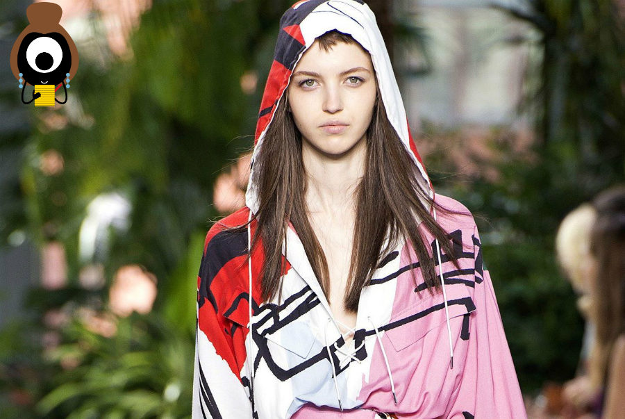 #SuzyNYFW: Lacoste And Dion Lee Take Sportswear Away From The Street
