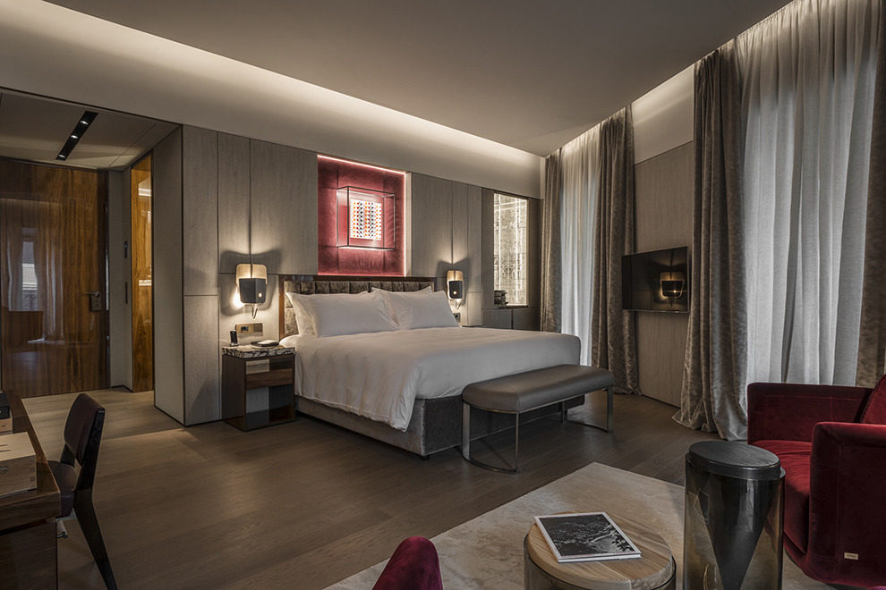 Отель Fendi Private Suites
