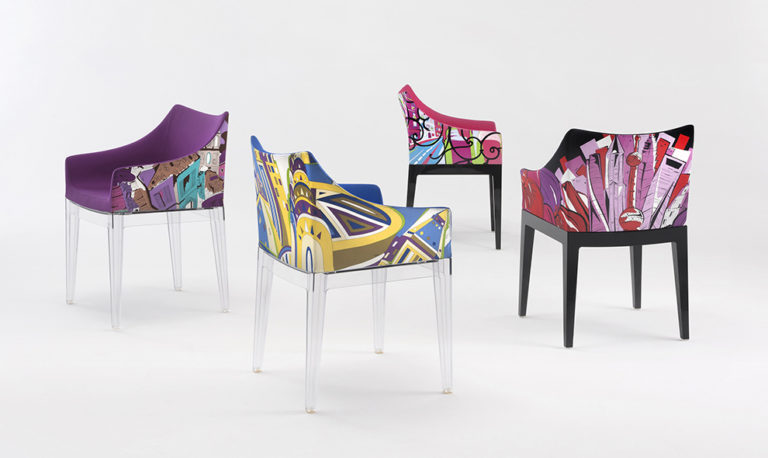 Emilio Pucci & Kartell_Madame Chair_World of Emilio Pucci Edition.jpg