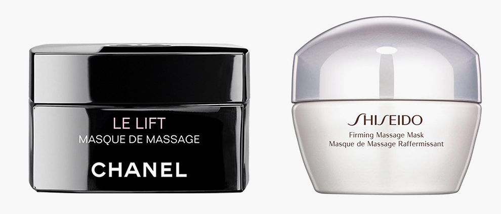 Chanel Le Lift, Masque de Massage — 5600 рублей, Shiseido, Firming Massage Mask — 4650 рублей