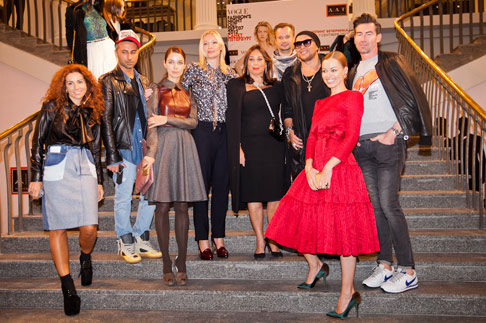 Fashion's Night Out 2012 в Санкт-Петербурге