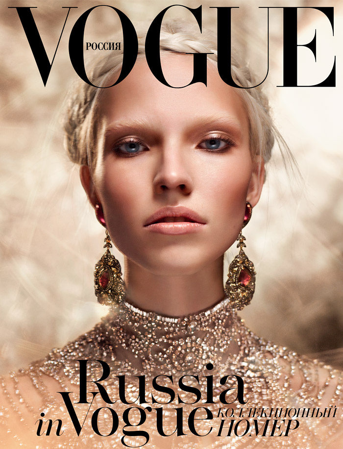 Russia in VOGUE