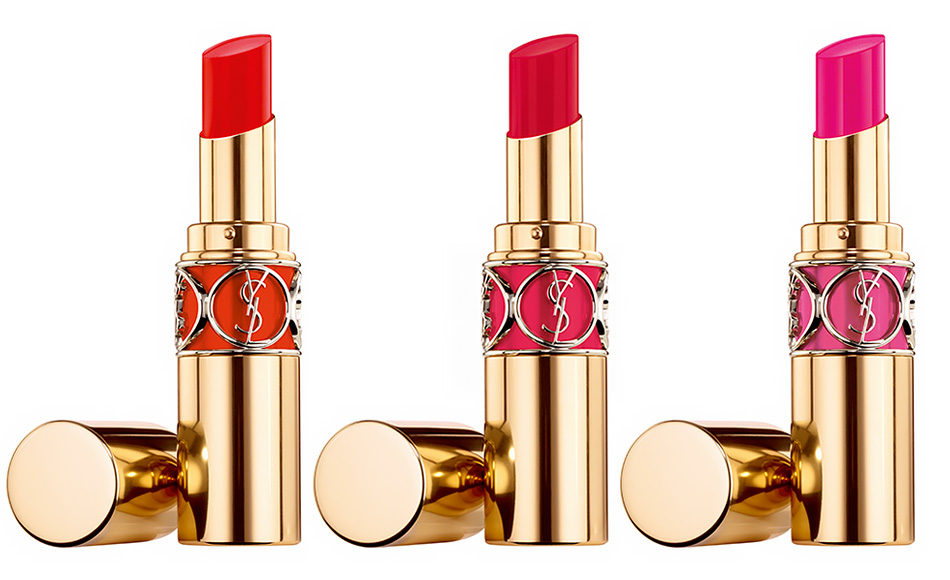 Культовые помады YSL Rouge Volupté Shine стали еще лучше
