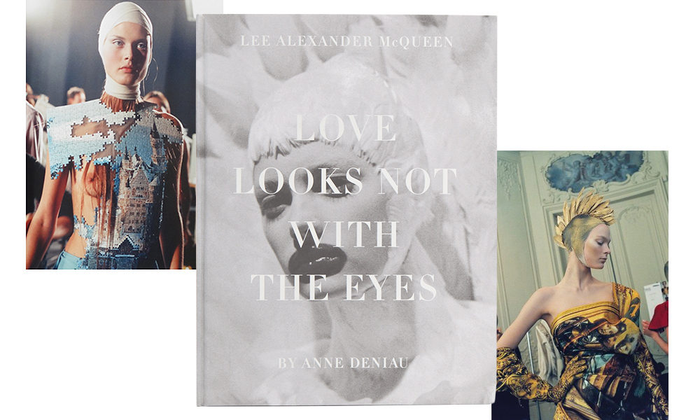 Love Looks not with the Eyes: Thirteen Years with Lee Alexander Mcqueen, Анн Деньо, 5 390 рублей, ozon.ru