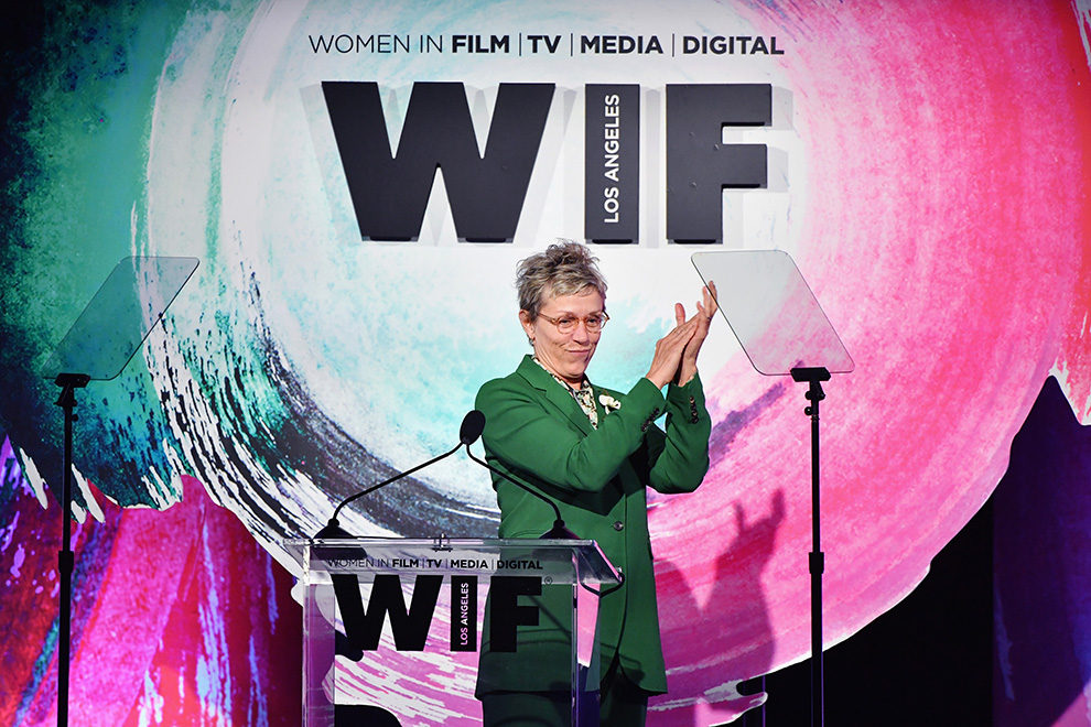 Гости церемонии Women In Film 2018 Crystal + Lucy Awards