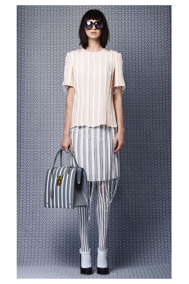 Thom Browne resort 2014