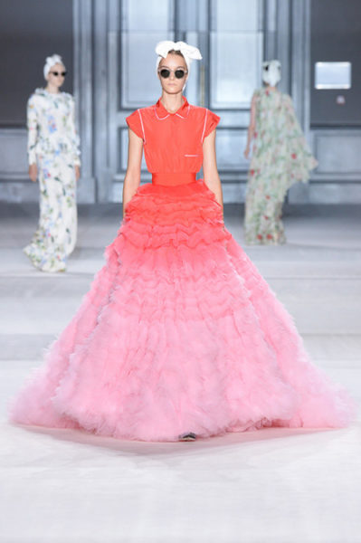 An Alleluia Moment for Dior