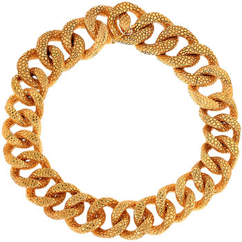 vg_171097_Yves Saint Laurent - Gold-plated stingray-effect chain necklace NET-A-PORTER_.jpg