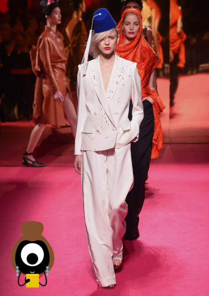 Suzy Menkes at Couture: Day One