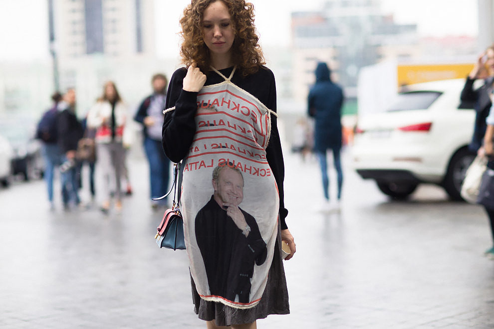 Streetstyle на Mercedes-Benz Kiev Fashion Days. Часть 2