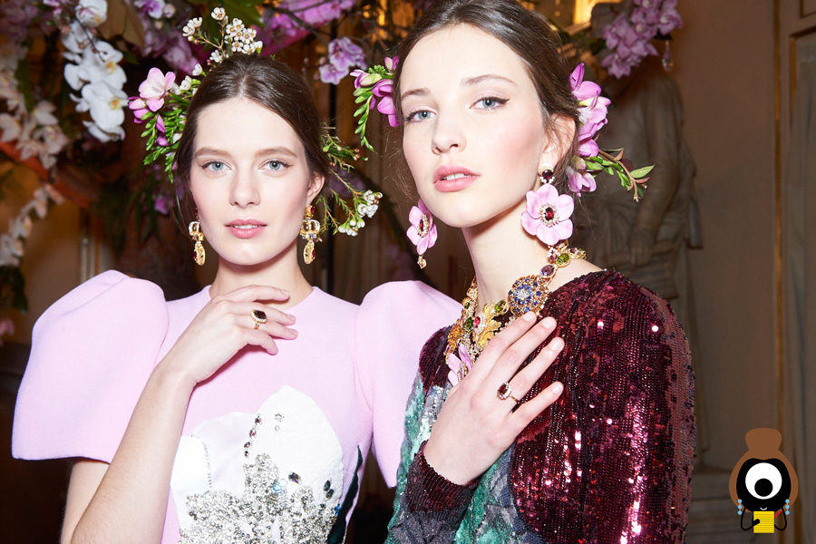 #SuzyCouture: Dolce & Gabbana's Aria of Excellence