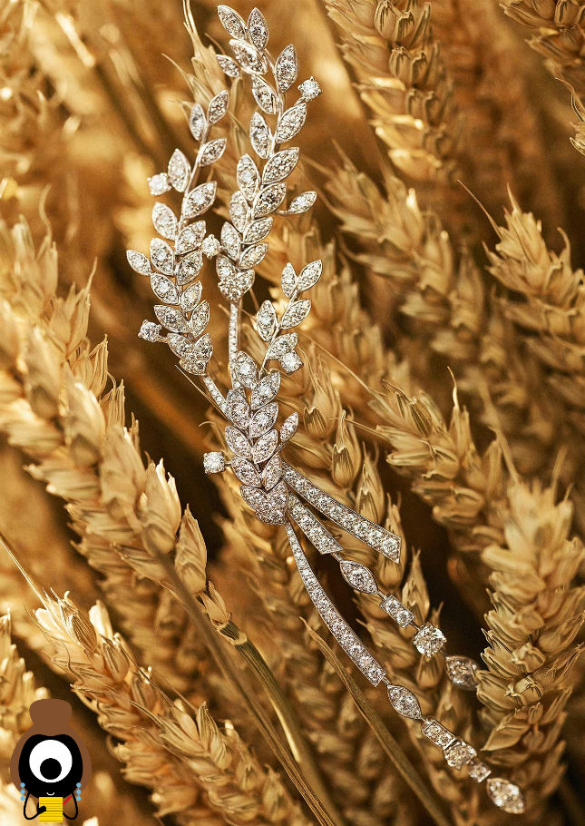#SuzyCouture: Wheatfield Inspiration Brings Nature's Story To Fine Jewellery