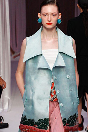 #SuzyMFW: For Marni, Success Is In The Hip Bag