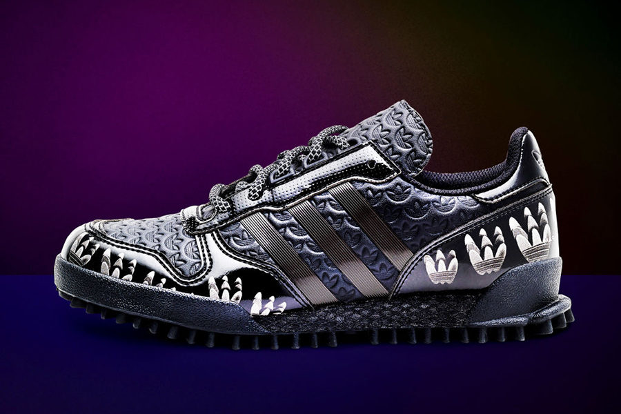 Вещь дня: кроссовки Mary Katrantzou for adidas Originals