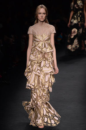 Alexander McQueen: A Rose By Any Other Name