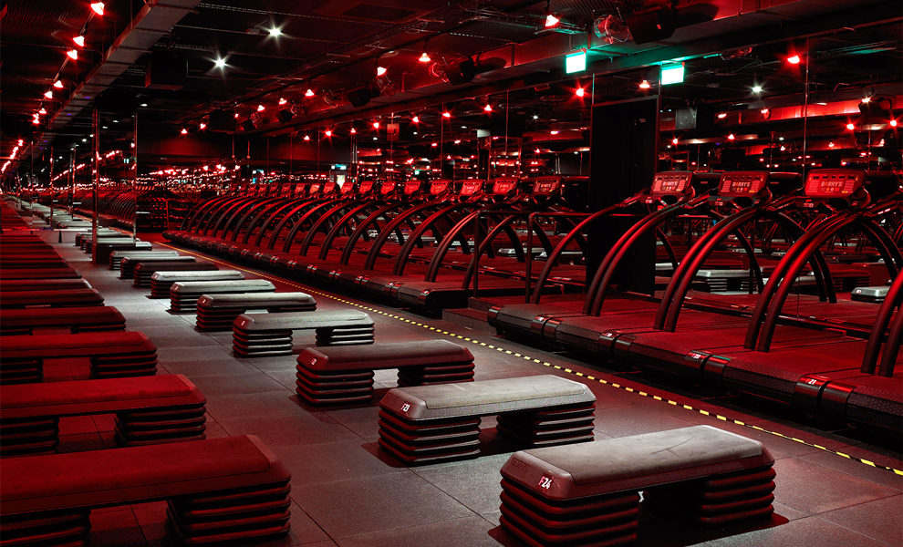 Студия Barry's Bootcamp SW1 в Лондоне