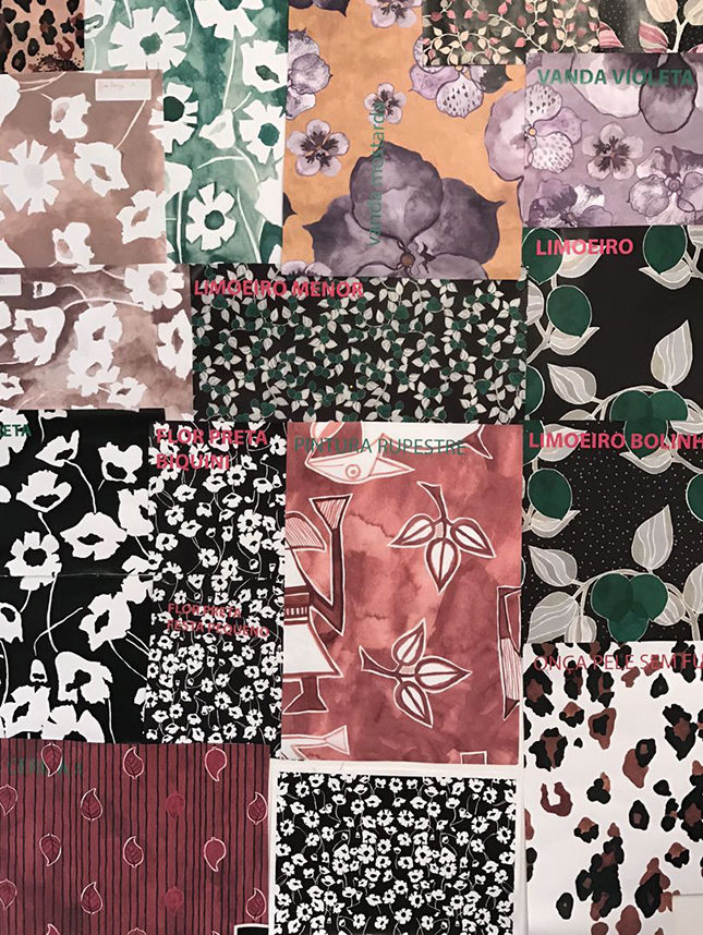 Colourful prints from SISSA