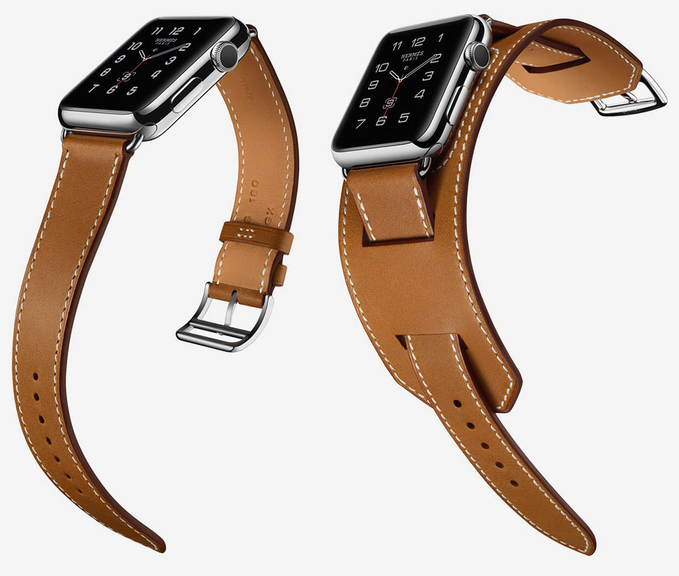 Часы Apple Watch Hermès